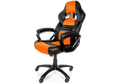 Arozzi Monza - Gaming Chair - Πορτοκαλί