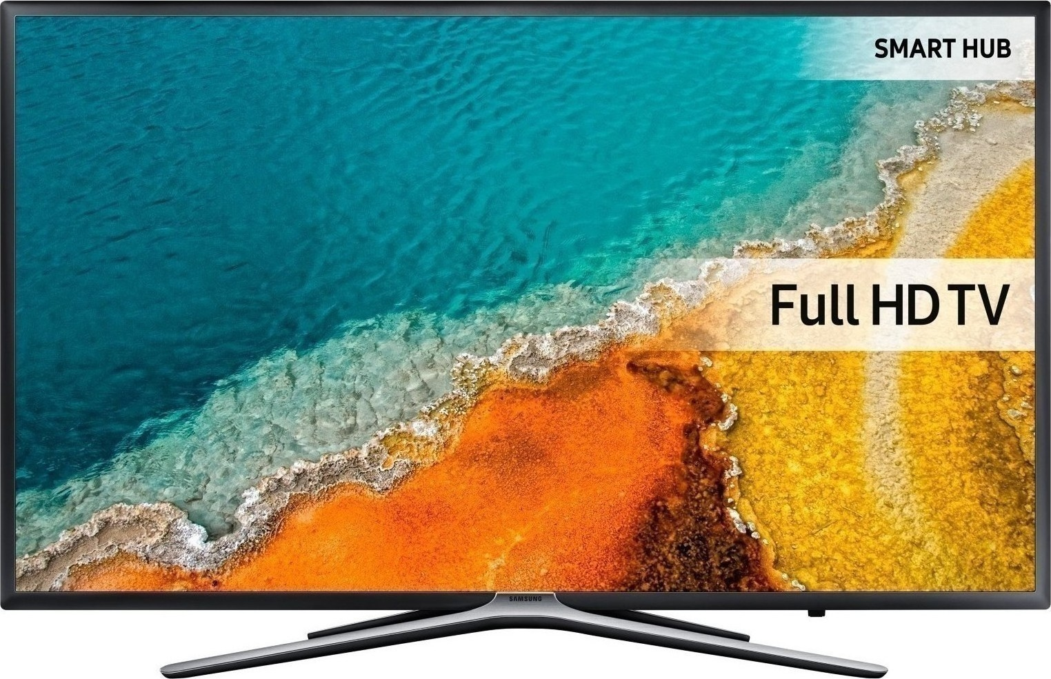 "Τηλεόραση Samsung   49"" UE49K5500 LED Smart  TV FullHD 400Hz"
