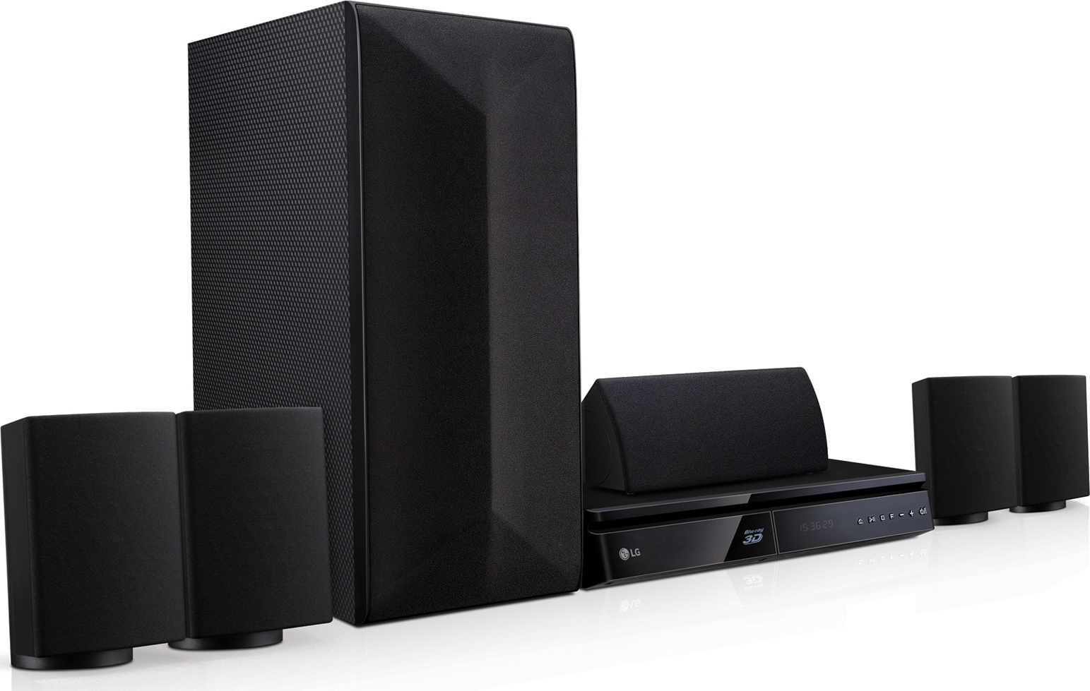 LG LHB625 HOME CINEMA 3D Blu-Ray