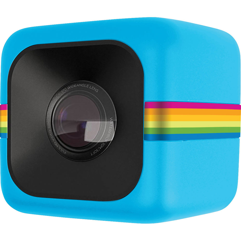 Βιντεοκάμερα action cam Polaroid POLC3BL Cube  Blue