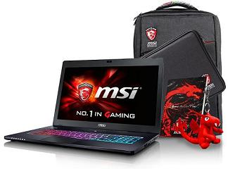 LAPTOP MSI STEALTH GS70 6QD-055NL