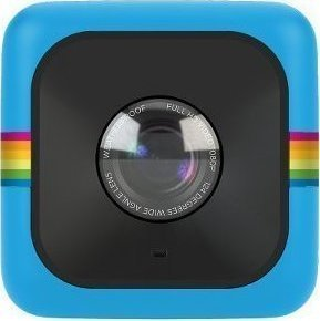 Βιντεοκάμερα action cam Polaroid POLCPBL Cube Plus Blue Wi-fi