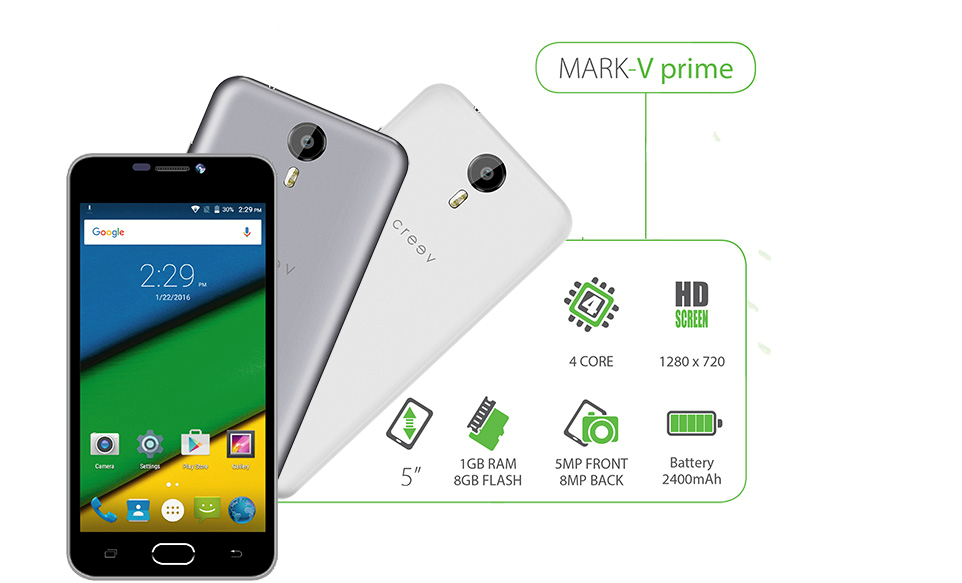 Crypto Creev Mark V prime (8GB)
